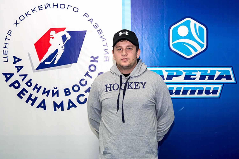 hockey coach