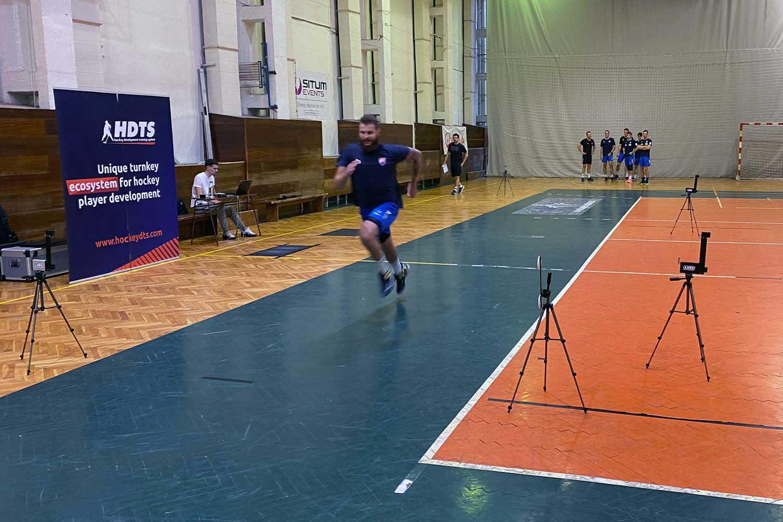 sport testing